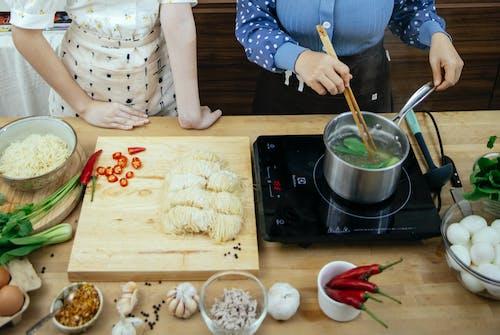 Základová fotografie zdarma na téma anonymní, asijská kuchyně, bez tváře