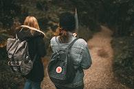 nature, people, walking