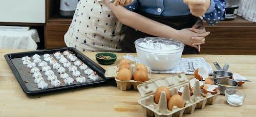 คลังภาพถ่ายฟรี ของ faceless, กระดาษรองอบ, กล่องไข่