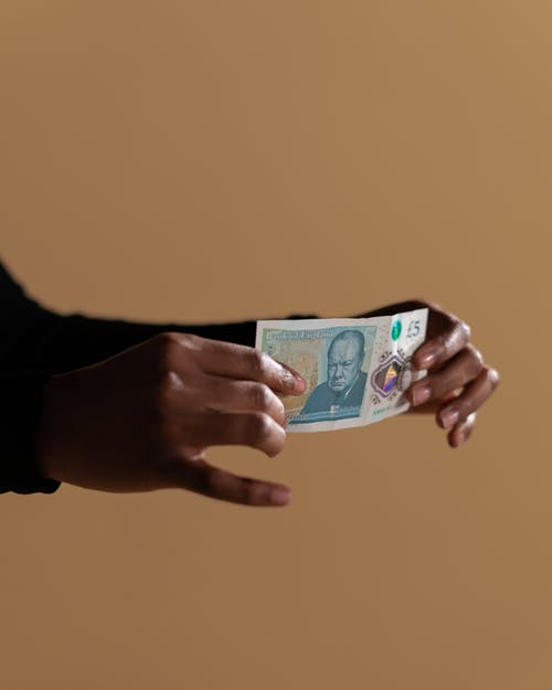 Бесплатное стоковое фото с банкнота, валюта, вертикальный