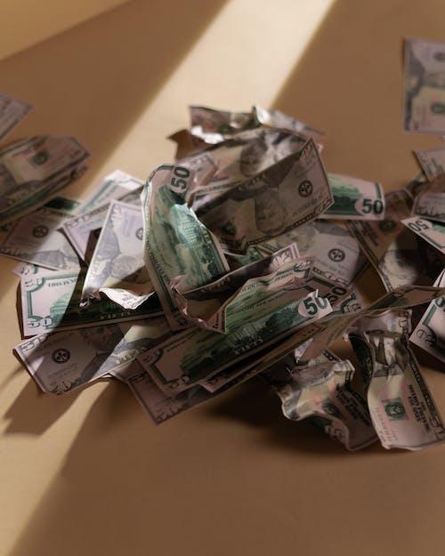 Us Dollar Bill Lot