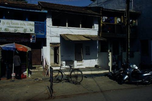 人行道, 住, 住宅 的 免费素材图片