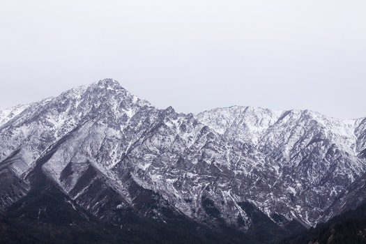 Free stock photo of snow, landscape, mountains, nature