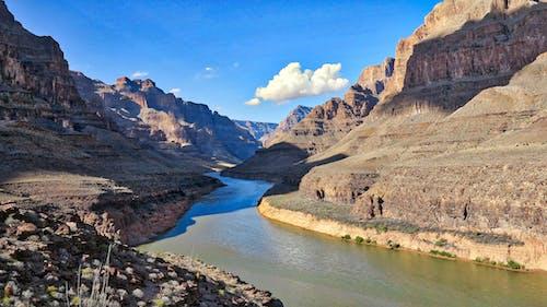Kostenloses Stock Foto zu arizona, berg, grand canyon, himmel
