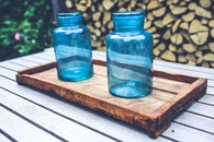 wood, relaxation, blue
