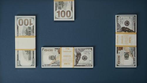 Immagine gratuita di carta, carta da parati soldi, distendere