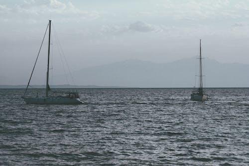 silencesea, 旗子, 海, 航程 的 免費圖庫相片