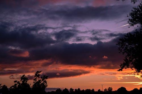 Imagine de stoc gratuită din apus, cer, nori, peisaj