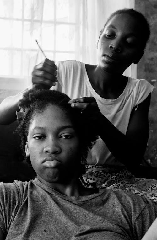 Gratis stockfoto met afro, afro kapsel, Afro-Amerikaanse vrouwen