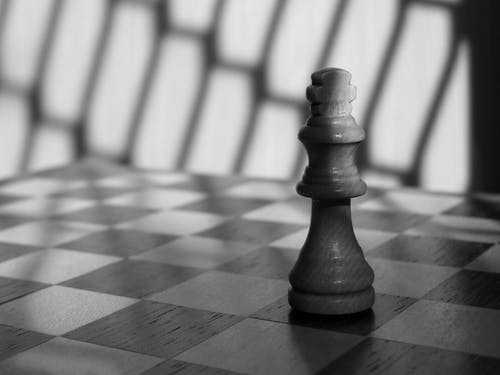 Free stock photo of chess, game, light