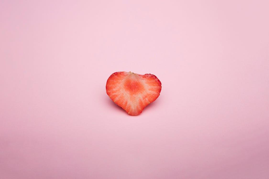Kostenloses Stock Foto zu begrifflich, erdbeere, frucht