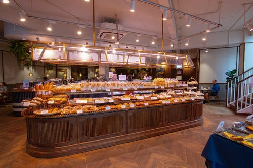 Free stock photo of bakery, cafe food, fast food