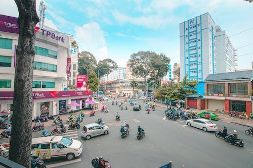 Free stock photo of city, City Street, vietnam