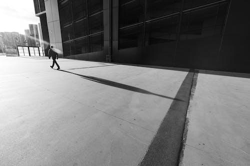 Kostnadsfri bild av anonym, ansiktslösa, arkitektur, betong