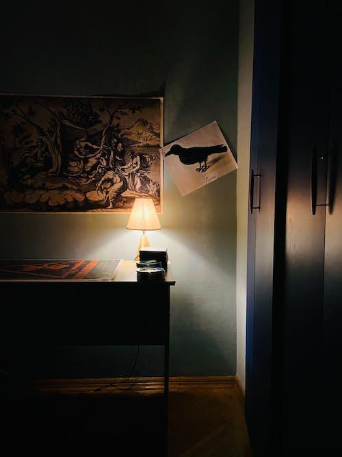 Fotos de stock gratuitas de interior del dormitorio