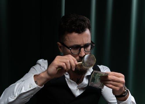 Kostenloses Stock Foto zu banker, banknote, bankwesen