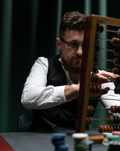 Bookkeeper Counting on Abacus