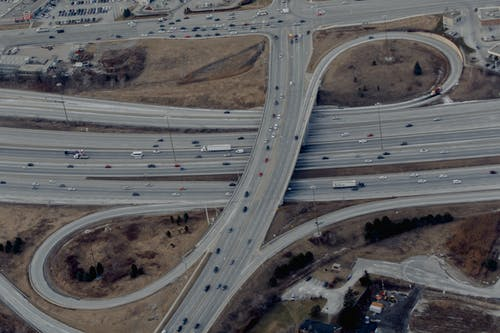 Fotos de stock gratuitas de agua, arquitectura, Arte, autopista