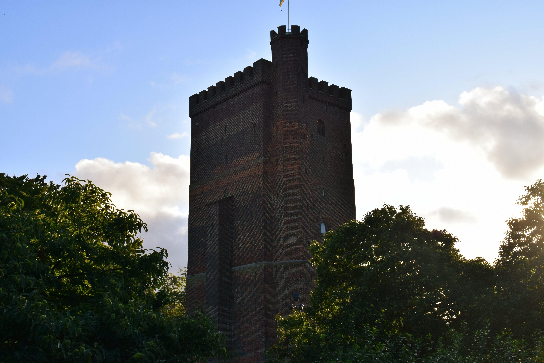Free stock photo of fortress, Helsingborg, Kärnan, medieval