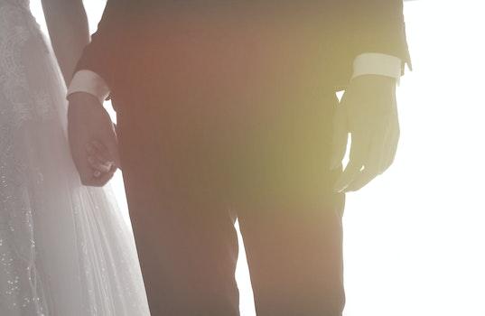 Free stock photo of light, man, woman, hand