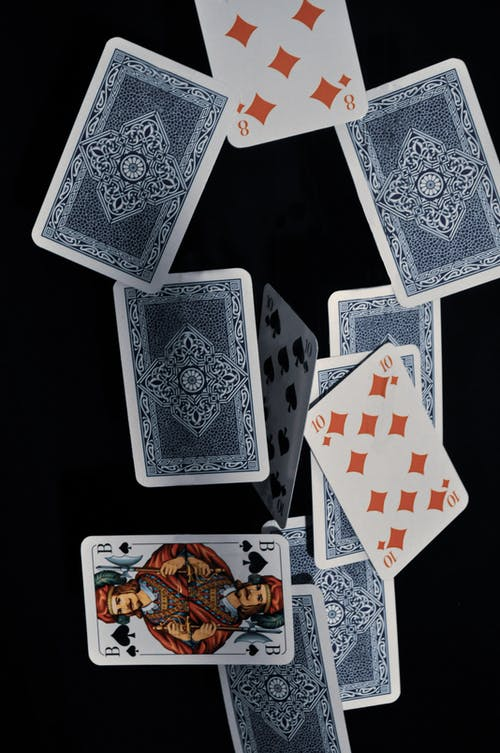 6 of Diamonds Playing Card