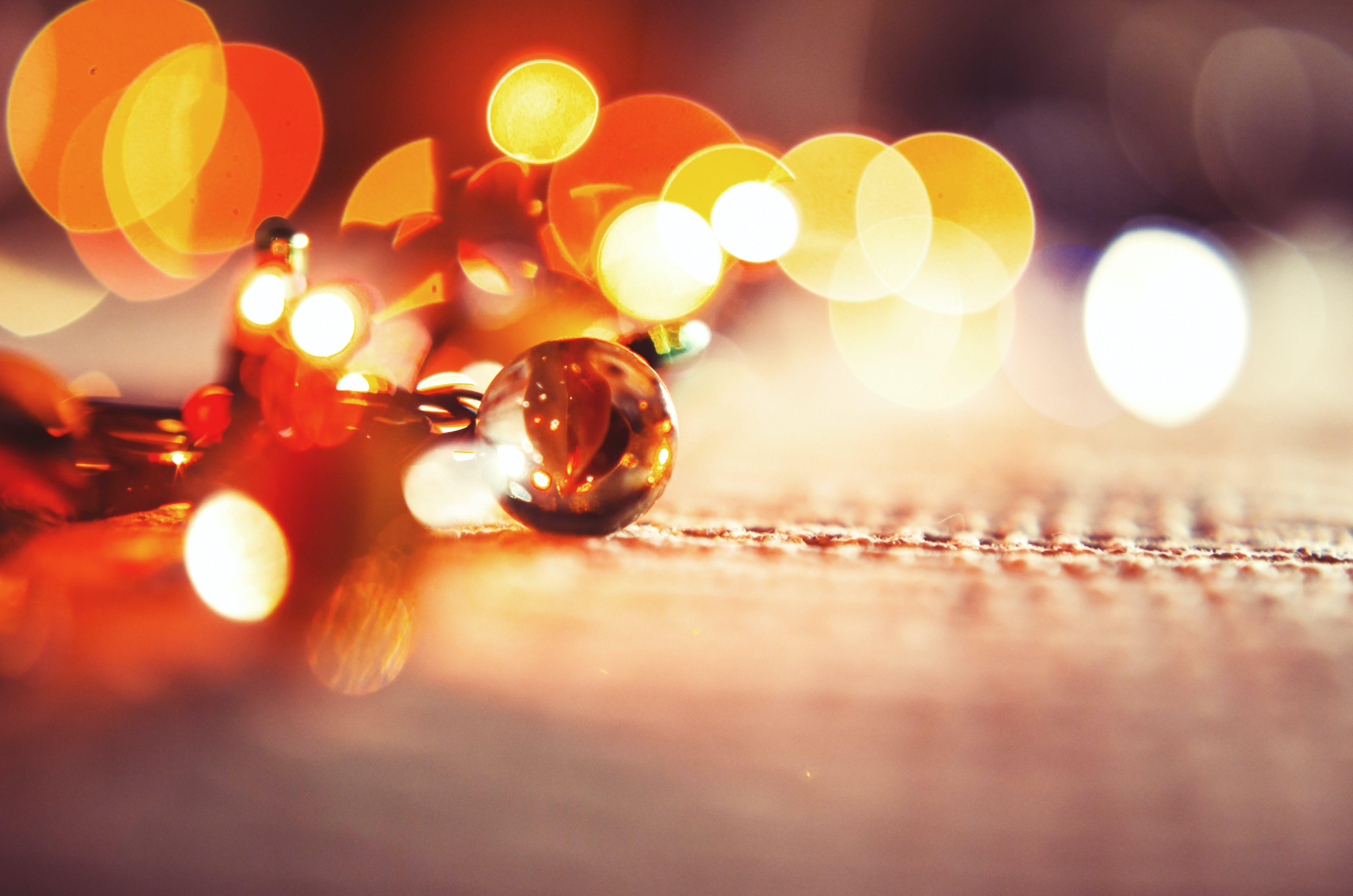 Kostenloses Stock Foto zu beleuchtet, beleuchtung, bokeh, hell
