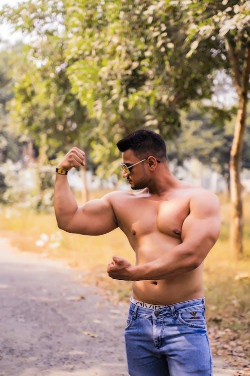 Imagine de stoc gratuită din arată bine, bărbat, biceps