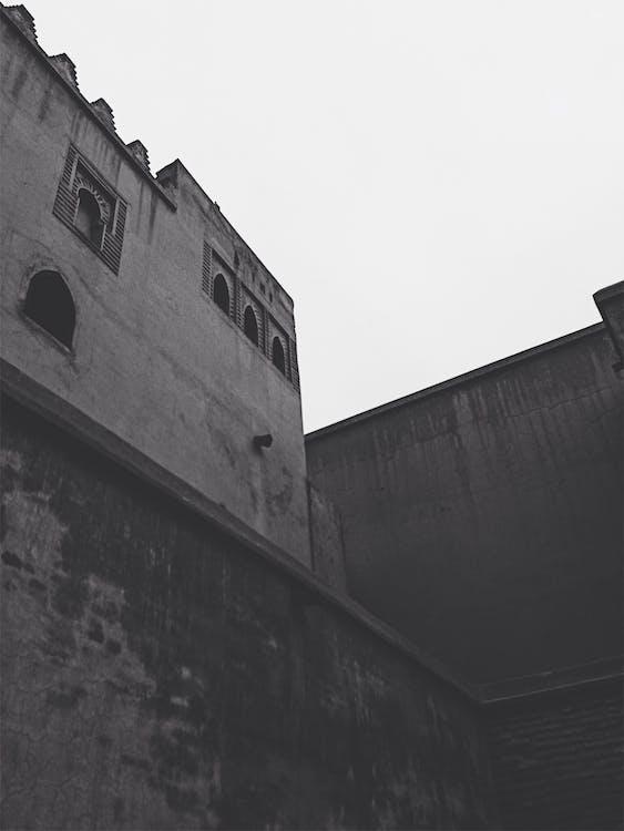 архитектура, марракеш