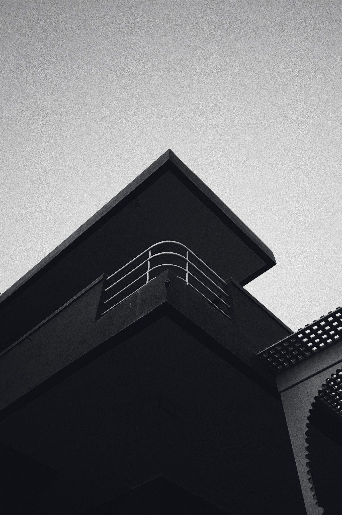 Kostenloses Stock Foto zu architektur, architekturdesign, froschperspektive, gebäude