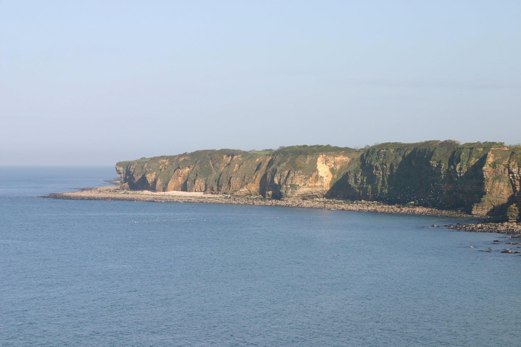 Free stock photo of plage homaha beach