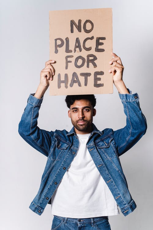 Free stock photo of attention, cardboard, choice, citizen