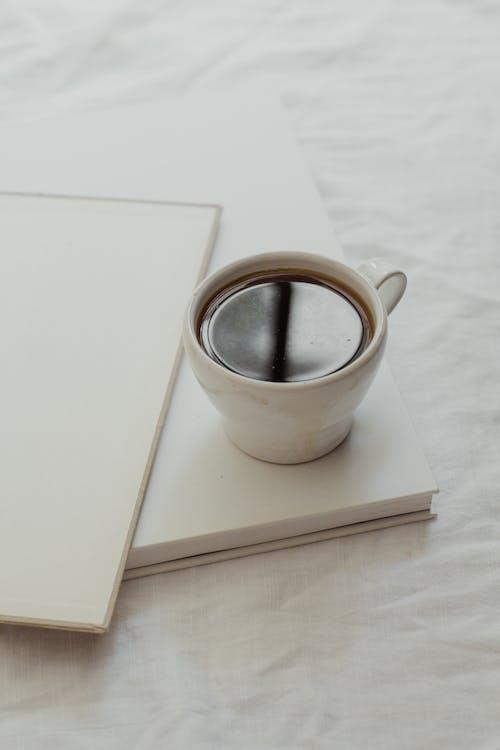 Kostnadsfri bild av bryggt kaffe, frukost, kaffekopp