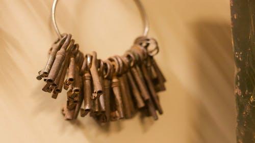 Free stock photo of braun, keys, matthiaszomer.com, old photo