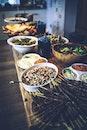 food, salad, restaurant