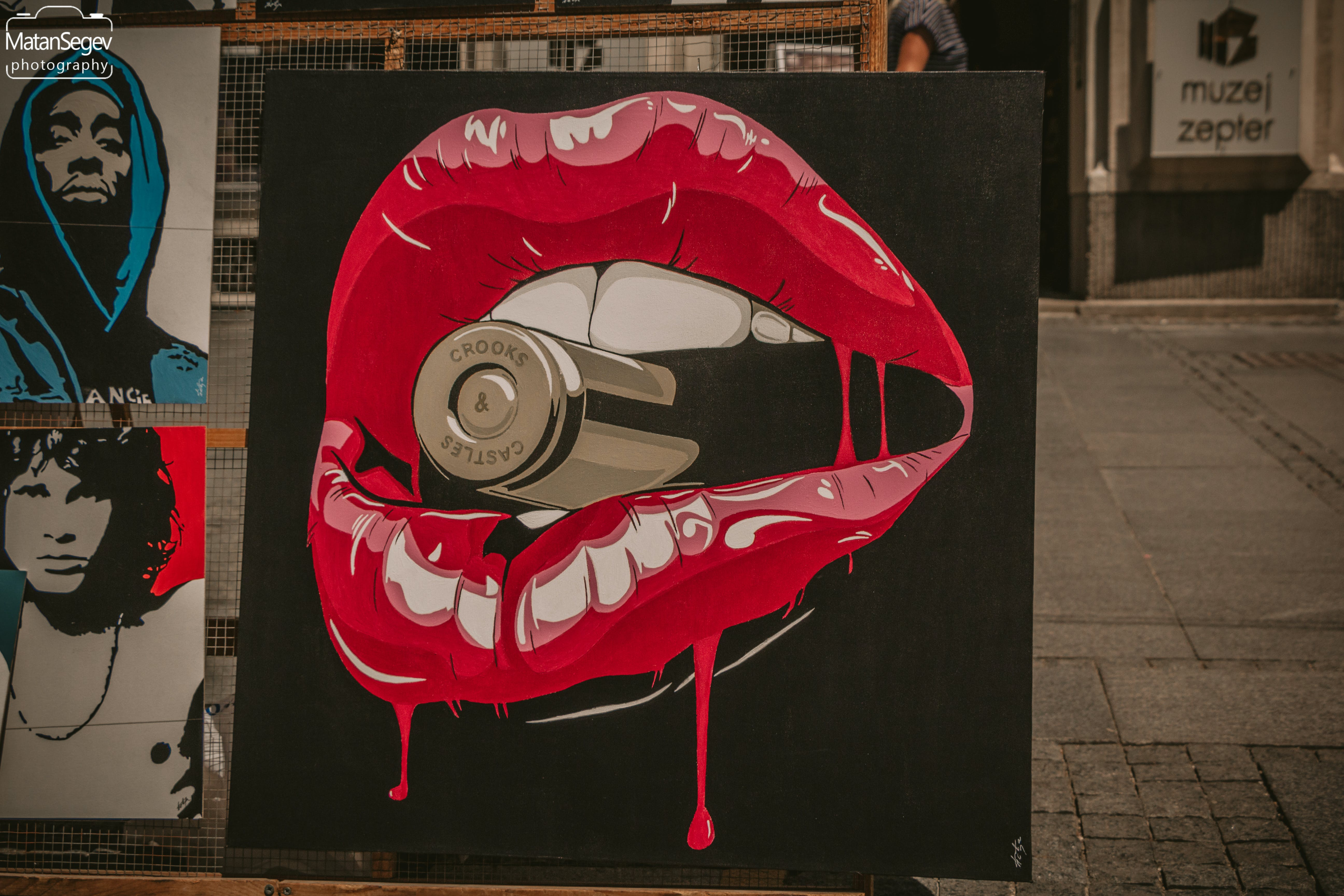 Free stock photo of art, paint