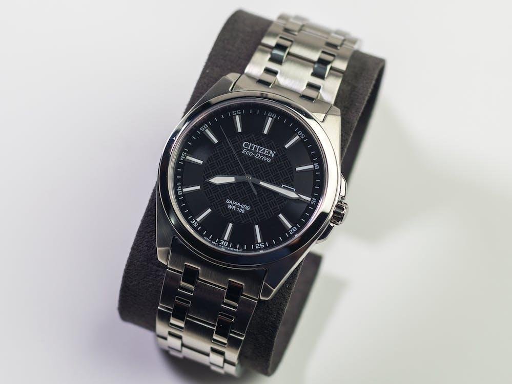 Analog, Analogt ur, armbåndsur