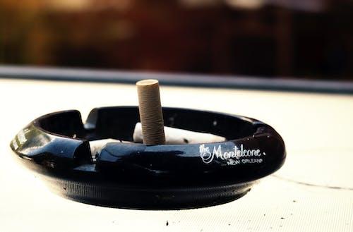 Free stock photo of 50mm, ashtray, cigarette, cigarette butt