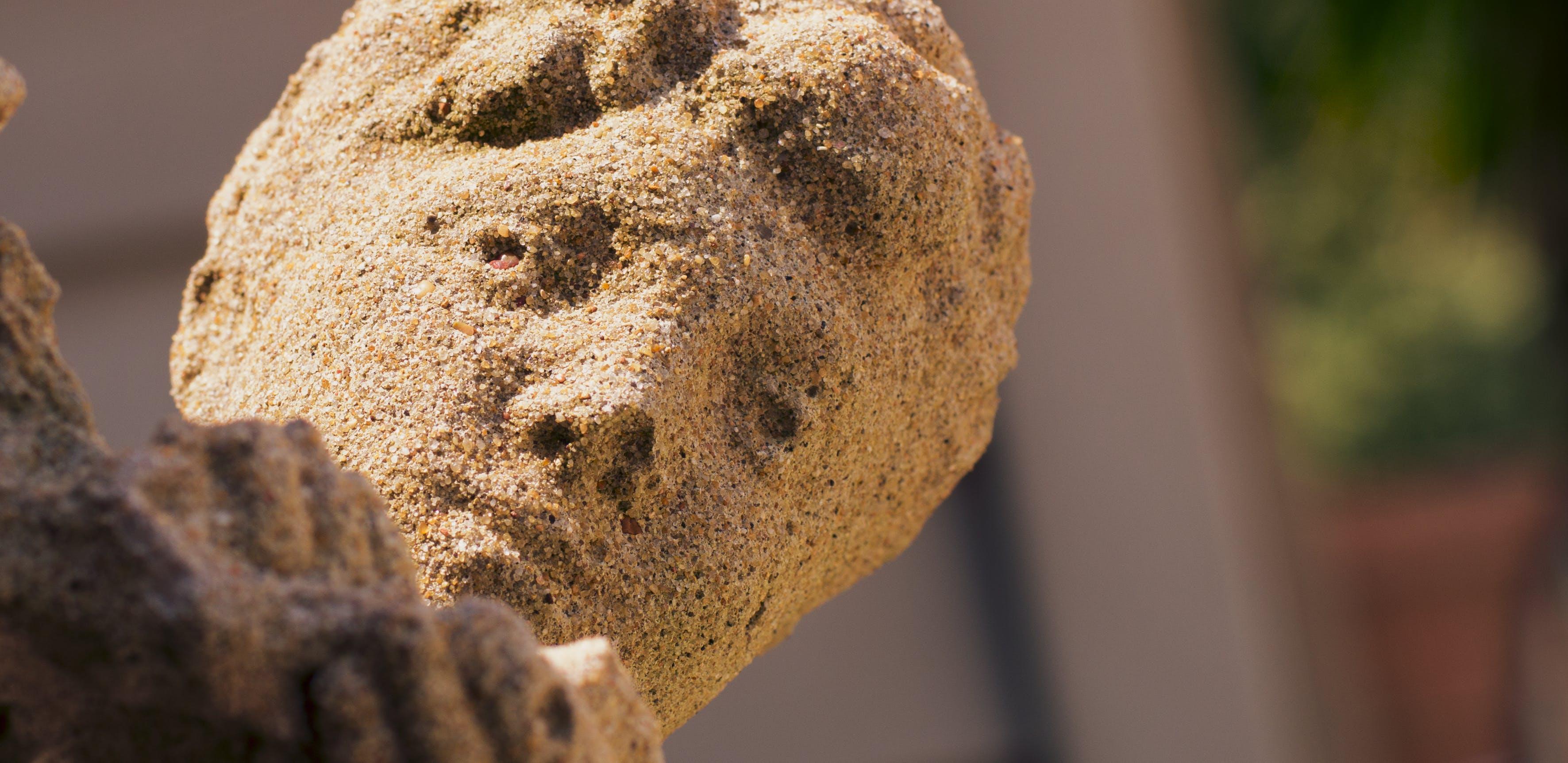 Gratis stockfoto met 50 milimeter, cementstandbeeld, nikon, nikor