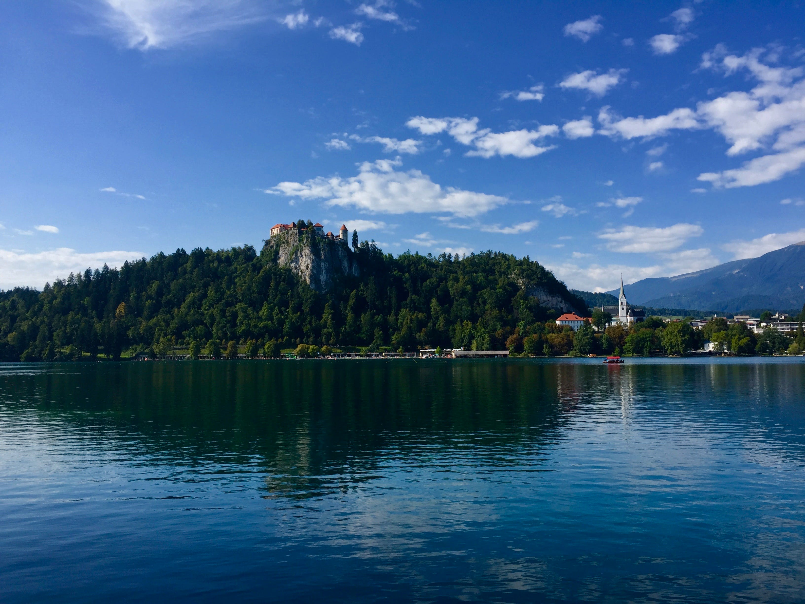 Free stock photo of beautiful, castle, mountain