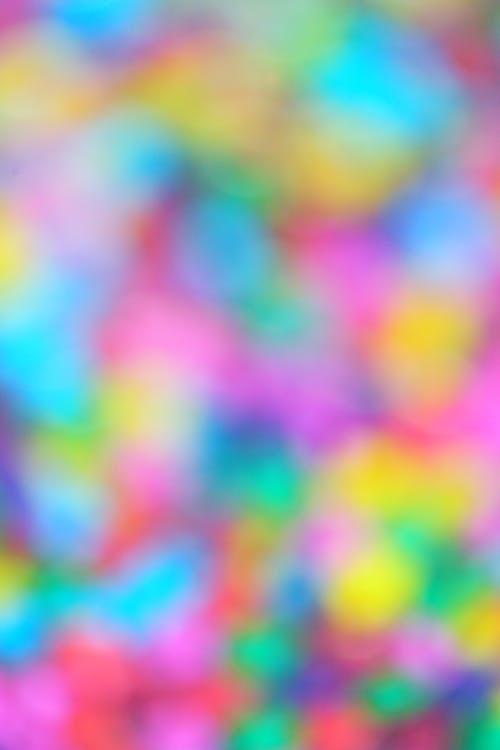 alaca bulaca, arka plan bulanıklık, artistik, bahar renkleri içeren Ücretsiz stok fotoğraf