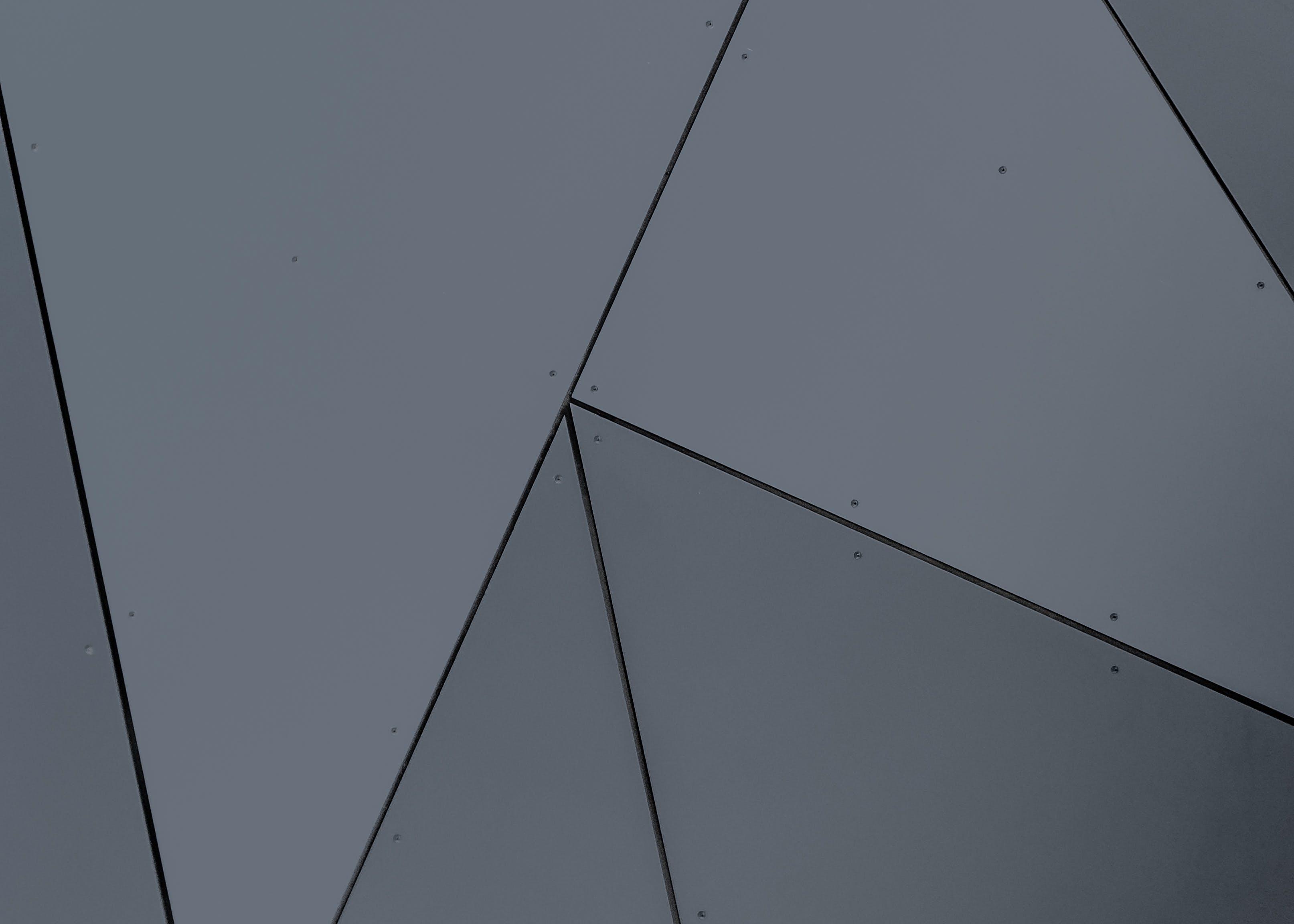 Foto stok gratis abu, Arsitektur, bentuk geometris, eksterior bangunan
