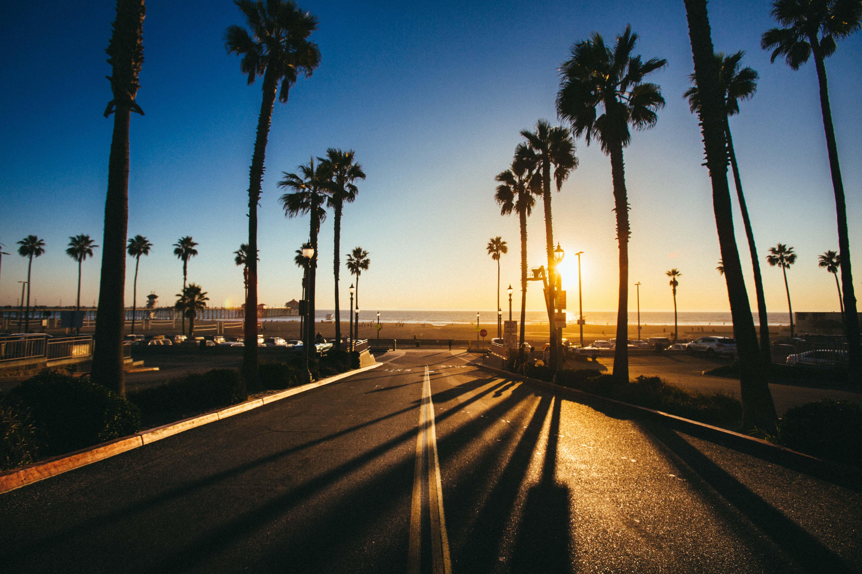 Free stock photo of beach, beautiful, california, coast