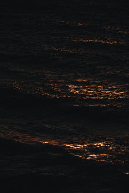 Fotobanka sbezplatnými fotkami na tému krajina, krajina pri mori, ľahký, mesiac