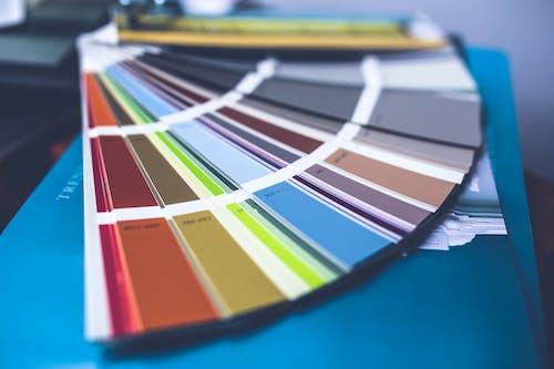 คลังภาพถ่ายฟรี ของ pantone, การเลือก, จานสี, ตัวเลือก