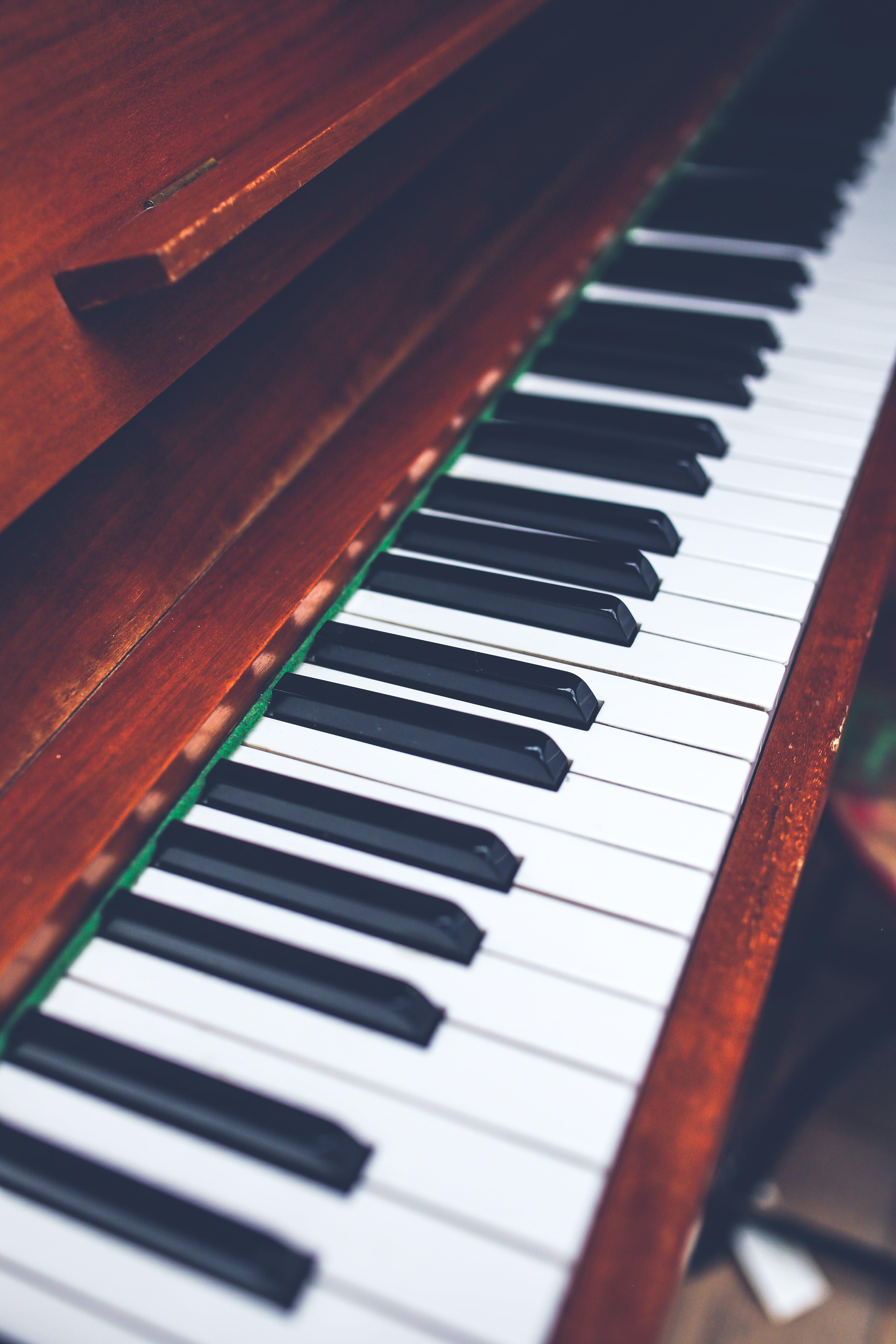 Gratis lagerfoto af klaver, komponere, musik
