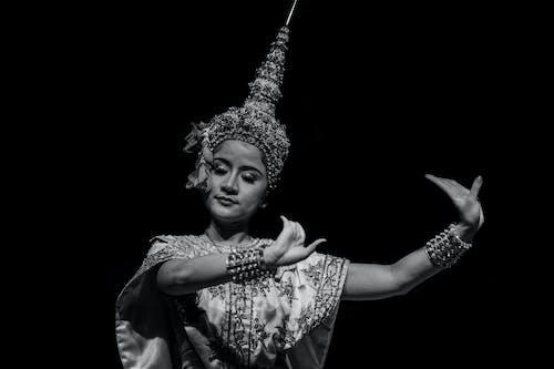 アーティスト, カルチャー, コスチューム, ダンサーの無料の写真素材