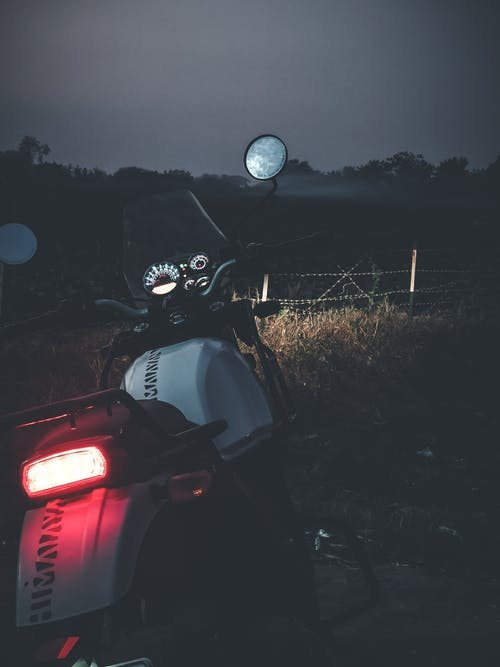 Free stock photo of adventure, agricultural field, bike