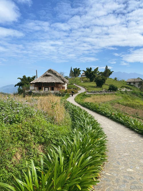 คลังภาพถ่ายฟรี ของ ecolodge, กลางแจ้ง, การท่องเที่ยว, การเดินทาง