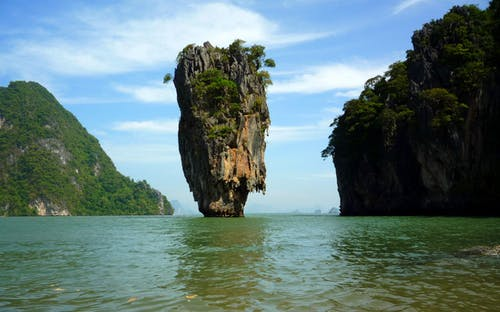 Free stock photo of asia, james bond island, karst
