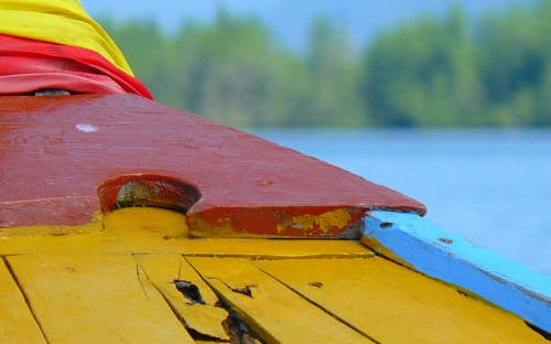 Free stock photo of asia, boat, colour